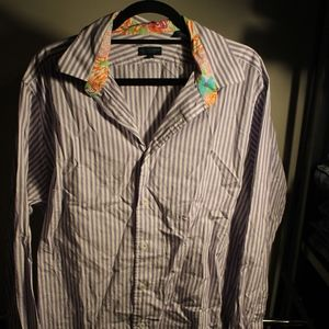 Men's Lilly Pulitzer Button Down